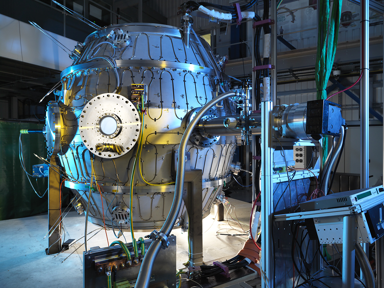NI Case Study: Unlocking Fusion Energy – Our Path to a Sustainable Future