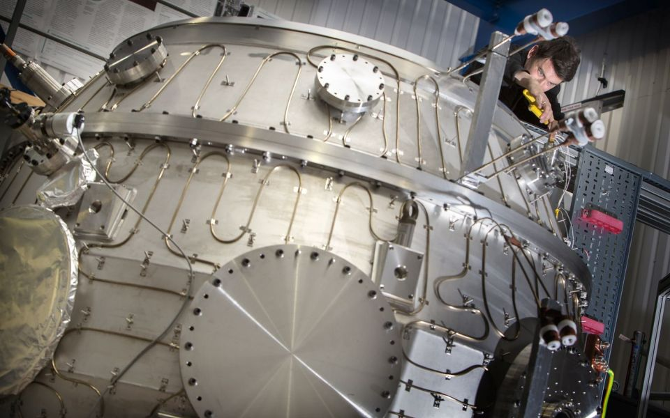 Physics World: Tokamak Energy achieves first plasma