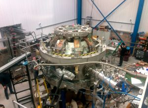 Tokamak Energy tops the charts in fusion energy research for 2017