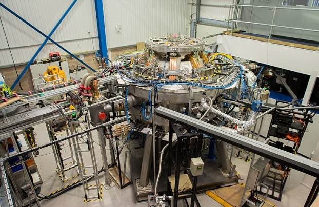 Daily Mail: A step closer to LIMITLESS energy: UK nuclear fusion reactor that could supply the grid with clean power by 2030 hits 15 million°C milestone