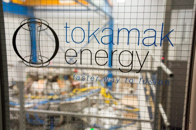 Total funds raised for fusion venture Tokamak Energy exceeds £50M