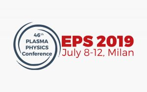 46th EPS Conference on Plasma Physics