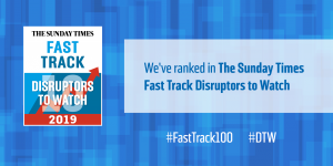 Tokamak Energy named a Disruptor to Watch in The Sunday Times Fast Track 100