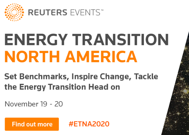 Reuters Events: Energy Transition North America